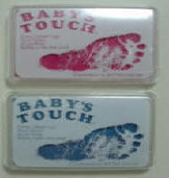 Baby's Touch Ink Pad